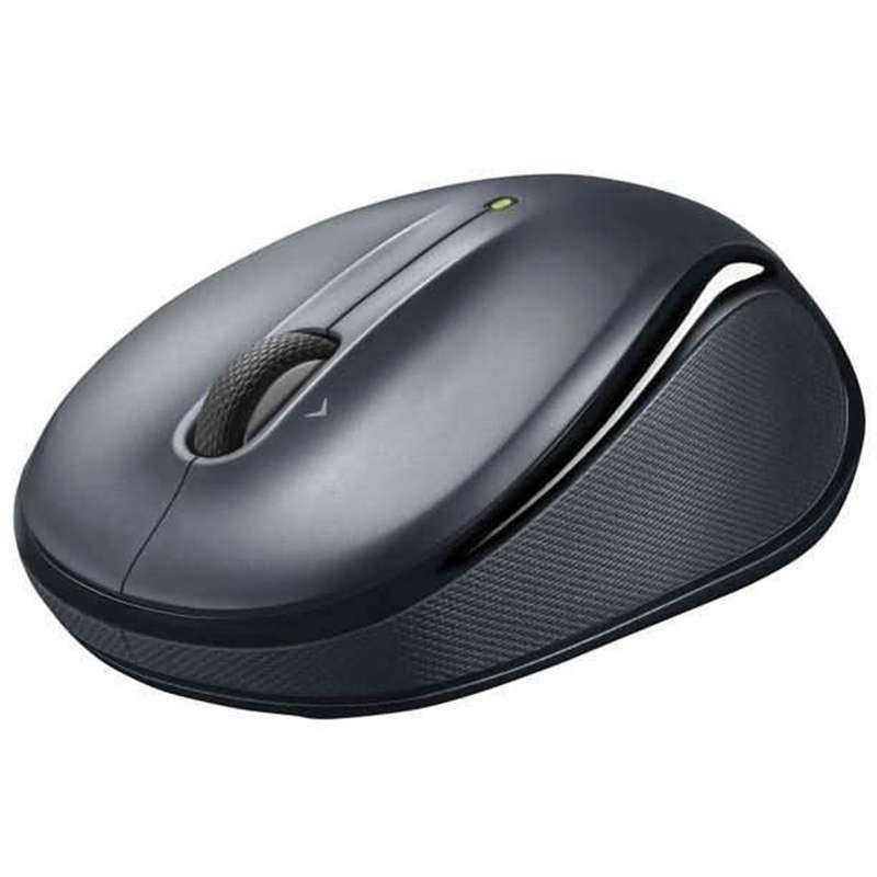 Logitech m325 עכבר אלחוטי משחקי מחשב העליון חיק גיימר עכבר מחשב אופטי 1000 dpi מקלט ננו המאחד מעקב אמיתי