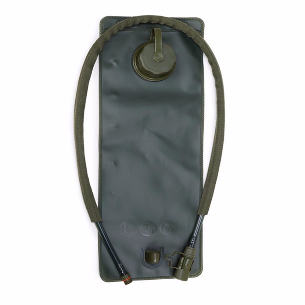 3L Sports Bladder Water Bag Pack Reservoir Hydration Backpacks Outdoor Camping Hiking Climbing Military Bags Bike Bicycle