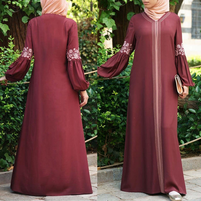 Turkish Abaya dress for all seasons and times
