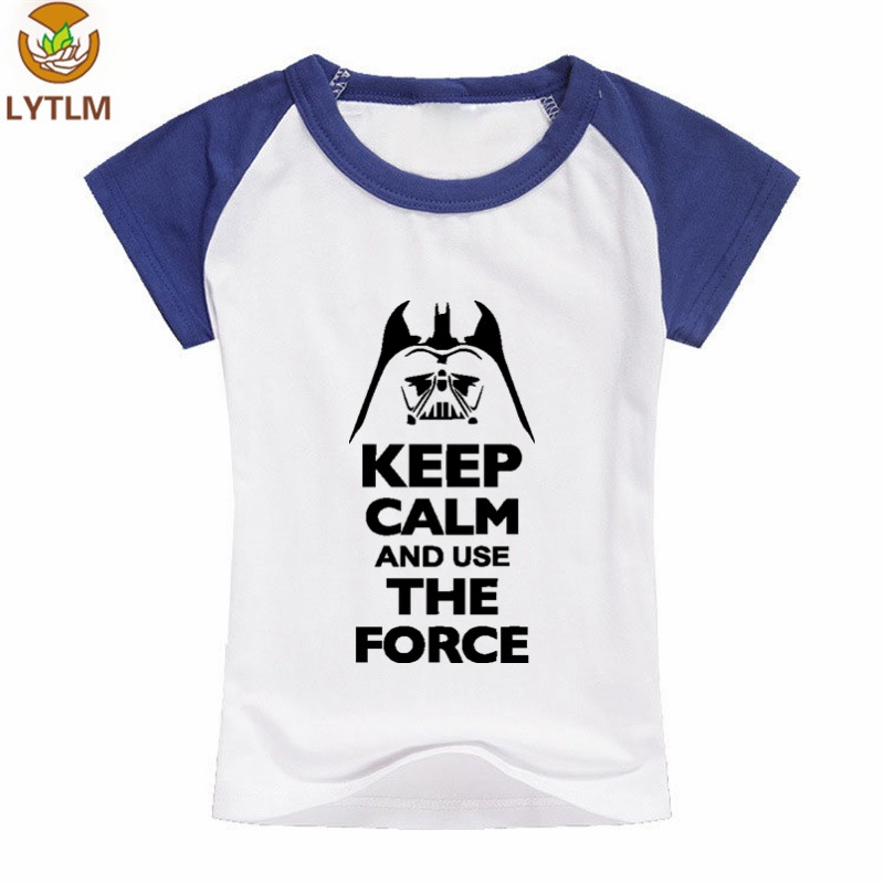 ac673be5b0b10 LYTLM Children 2018 Summer Baby Girl Clothes Short Sleeve T Shirt Anime Top  Star Wars Tshirt Kids roupa menina Brand Tee Shirt -in T-Shirts from Mother  ...