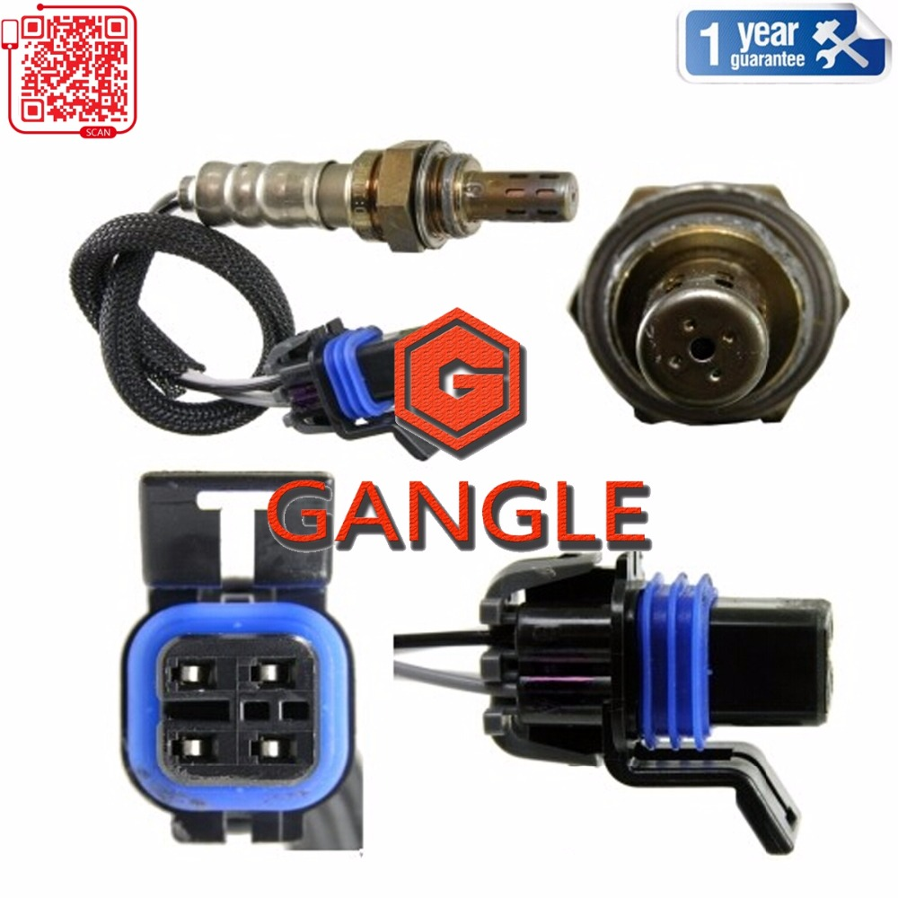 Для 2002-2006 CHEVROLET Trailblazer 4.2L 5.3L 6.0L кислорода Сенсор GL-24405 12578624 12581346 12590750 234-4405