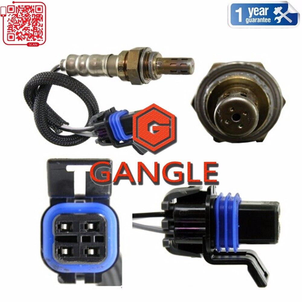 Pour 2002-2006 CHEVROLET Trailblazer 4.2L 5.3L 6.0L Capteur D'oxygène GL-24405 12578624 12581346 12590750 234-4405