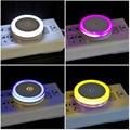 2016 Nuevo de Alta Calidad Potable Conveniente Inteligente Sensor de Luz en el Dormitorio LED de La Noche de Dormir Lámpara Brillante Estupenda