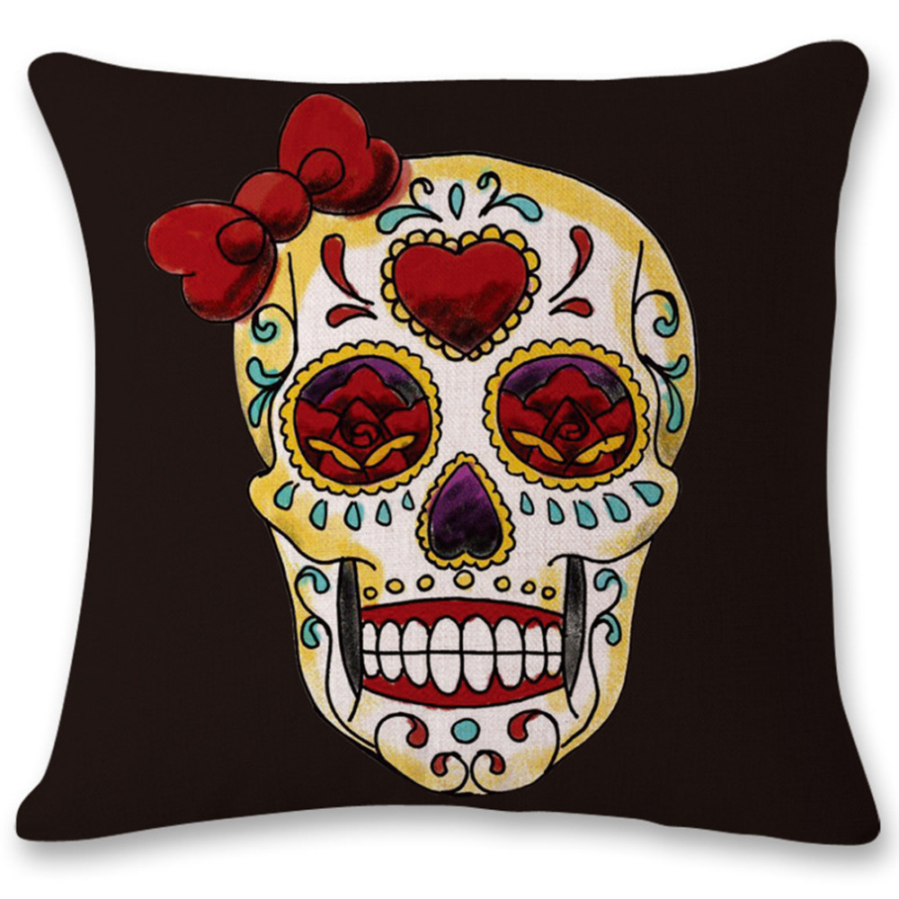 Skull Bedroom Accessories Online Get Cheap Skull Seat Covers Aliexpresscom Alibaba Group