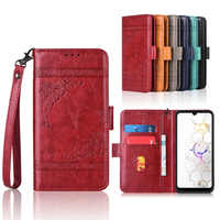Wallet case for BQ 6040L Magic case with Strap,100% special PU leather Patterned Floral Flip Case