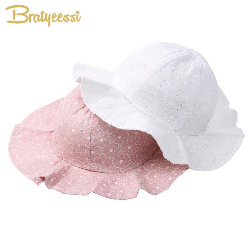 NEW H /& M Kids Girls Children Pink FROZEN Elsa 100/% Cotton Sun Cap Hat 1-3 Years