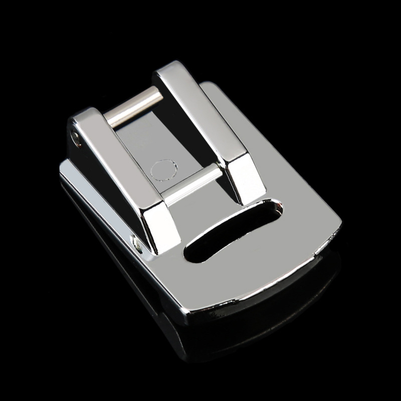 Fold Presser Foot Sewing Parts Home DIY Embroidery Accessories Sewing Machine Pressure Foot Tools For Brother Single