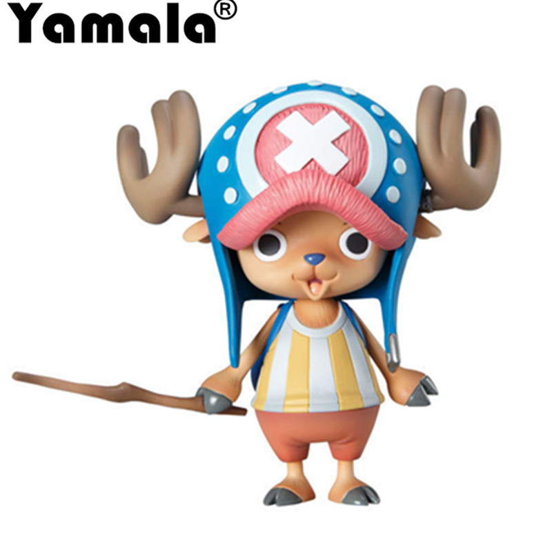 [Yamala] One Piece Tony Chopper figures After 2 Years PVC Action Figure Model Collection 6cm Free Shipping tina bregant perinatal hypoxic ischaemic encephalopathy twenty years after