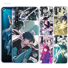 Noragami Anime Cool Case for Huawei Honor 8X 8C 8 9 10 20 Play 8A lite Pro V20 Y9 Y7 Y6 Y5 Prime 2018 2019 Silicone Phone Bags(China)