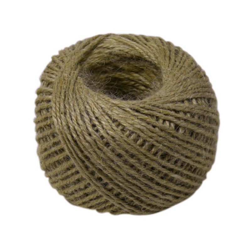 50m Diy Sisal Rope Cats Scratching Post Toys Making Desk Foot Stool Chair Legs Binding Rope Material Cat Sharpen Claw Toy