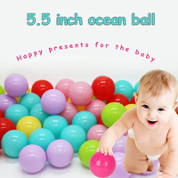 100pcs Toy Ball CE Environmentally Friendly High Quality Marine Ball Wave Ball Special Pressure Baby Toys