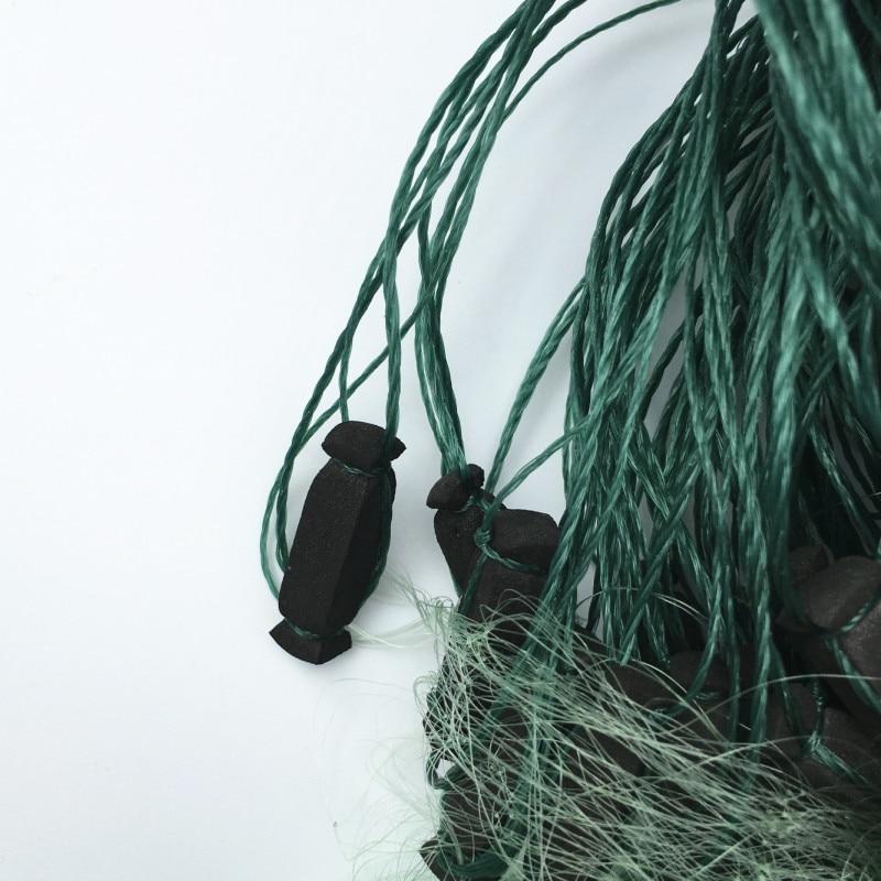 Armadilha para Peixes Estilo Lance Mão Tarrafa Net