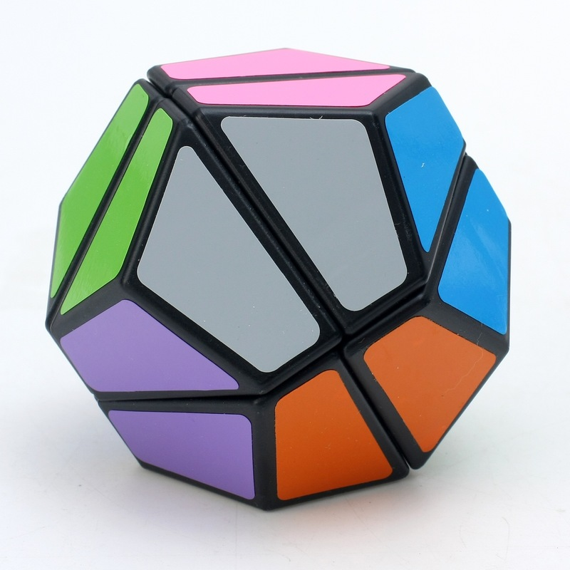 Lanlan LL Strange Shape Cube 2x2x2 Magic Cube Speed Puzzle Game Cubes Educational Toys For Kids Children Birthday Gift