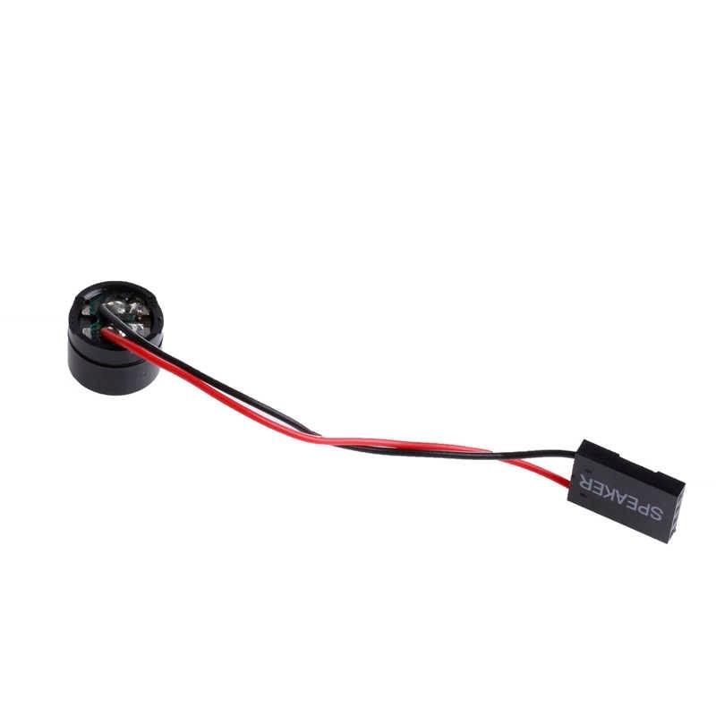 Quente mini plug alto-falante para computador computador placa placa placa de alarme sinal sonoro dorp frete grátis