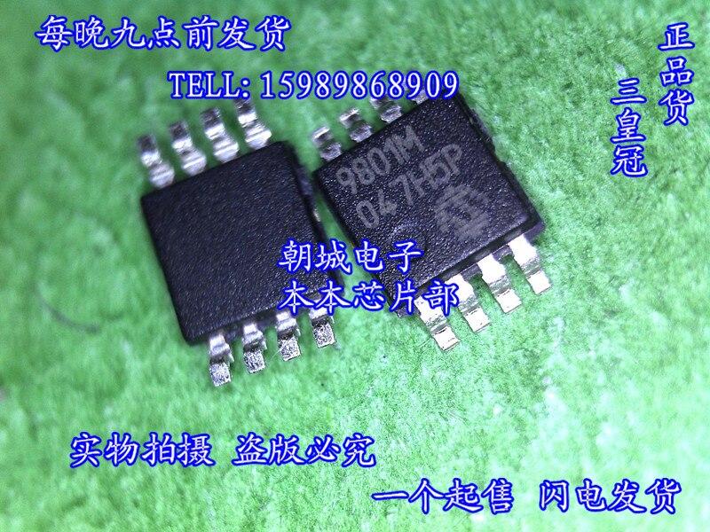 Цена MCP9801-M/MS