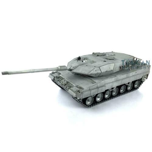 1/16 personnalisé plein réservoir en métal Leopard2A6 RC 3889 modèle Henglong 6.1 carte principale TH12164
