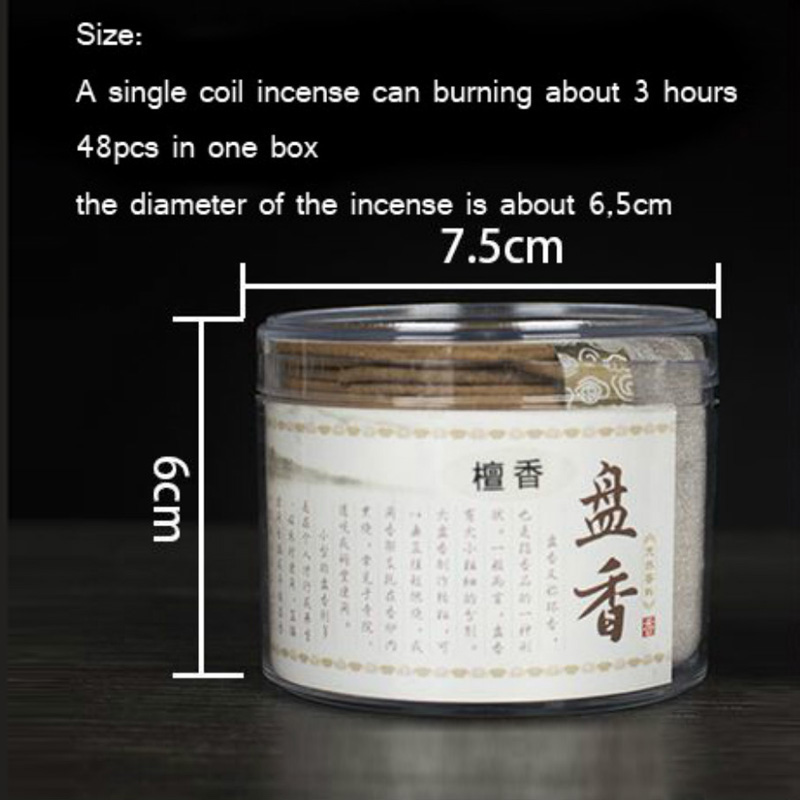 48pcs-YXY-Natural-Coil-Incense-Aromatherapy-Fragrance-Indoors-Indian-Buddhist-Sandalwood-Incense-Without-Censer (1)