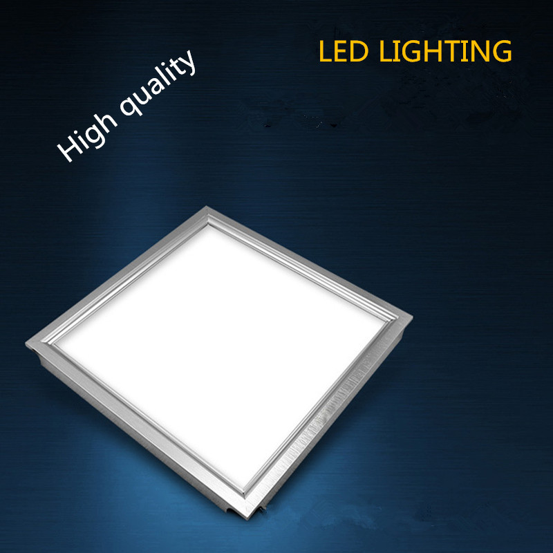 Recessed Led Lighting For Drop Ceiling : Newly square led panel w drop