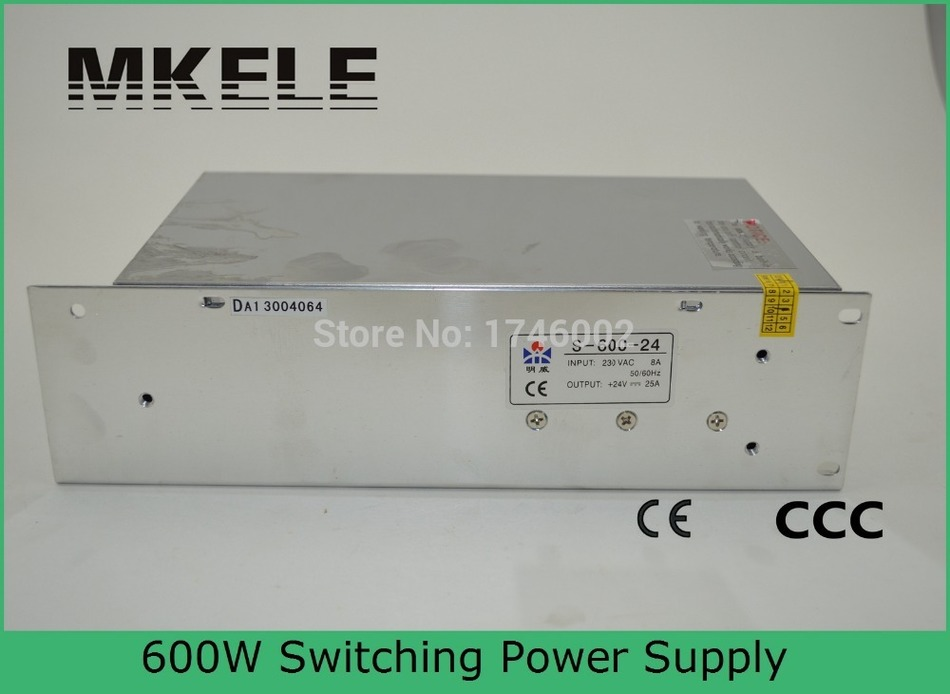 low price high quality 600w 24v 600w S-600-24 25A good switching power supply with ce certification from china manufacture low price high quality 12v 600w s 600 12 50a ce led strip light single output switching power supply indoor power free shipping