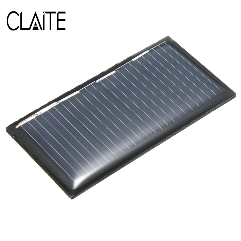 Hot Sale 2V 0.18W 90MA Mini Solar Panel Polycrystalline Silicon DIY Solar Cells Solar Module Kits For Charging Cellphone Battery