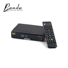 Openbox V8 Golden COMBO Satellite Receiver HD DVB-S2 + DVB-T2 / DVB-C Twin Tuner Support USB WiFi CCcamd NEWcamd Youtube Youporn