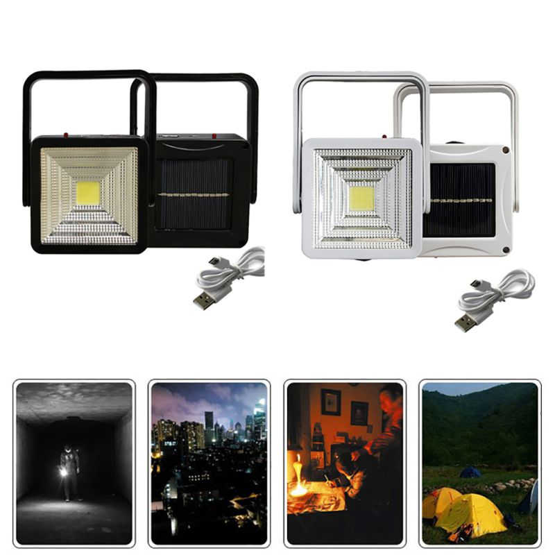 BRIGHTINWD Portable Solar Flash Lights Powered LED Rechargeable Bulb Light Outdoor Camping Yard Lamp Camping Light Tent Lanterns