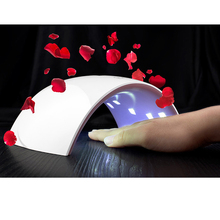 Lampe UV LED 24W Professional UVLED Lamp Nail Dryer Polish Machine for Curing Nail Gel Art