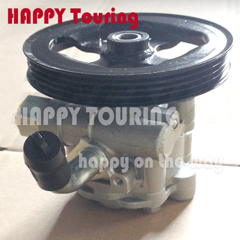 High Quality New Power Steering Pump For Mitsubishi Triton Storm L200 4D56  KB4T MR995024 MR 995024