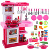 Oversized Children S Toys Play House Kitchen Toys Girl Kitchen Cooking Kitchen Utensils