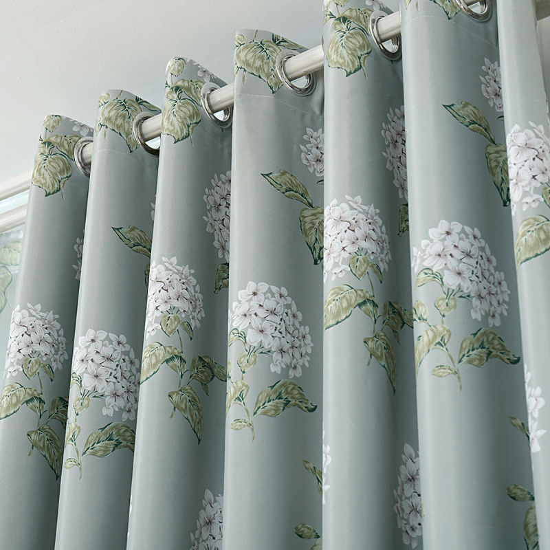 New Arrival Rustic Window Curtains For living Room Bedroom