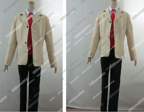 Light yagami school uniform