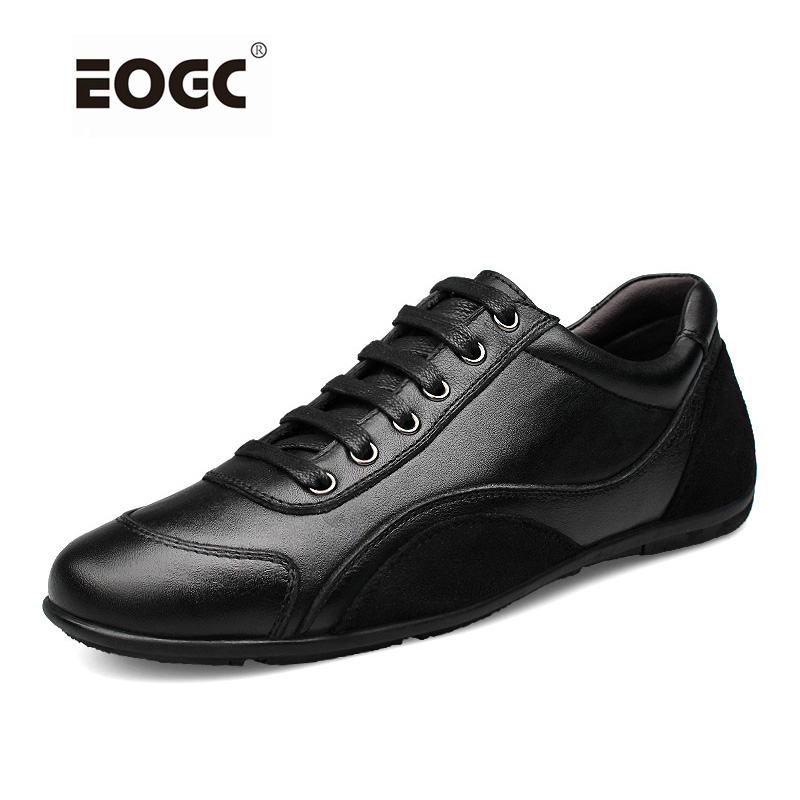 New Fashion men shoes best quality genuine leather loafers shoes soft lace up Men flats comfortable Zapatos Hombre hot sale genuine leather shoes women soft comfortable lace up zapatos mujer high quality fashion oxfords pigskin women s shoes