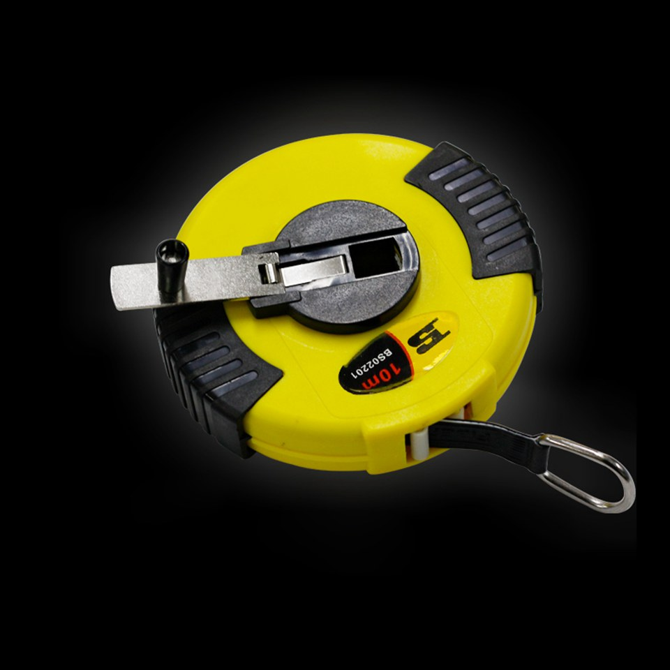 Image 5 - 100cm Magnetic Measuring Tape Magnet Ruler In Yellow MO 203