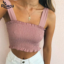 Ruoru Women Summer Casual Plaid Print Fashion Bowknot Strap Sleeveless Camisole Crop Top Sexy Slim Tank Top Femme Cami Top Camis checked plaid crop cami top with leggings