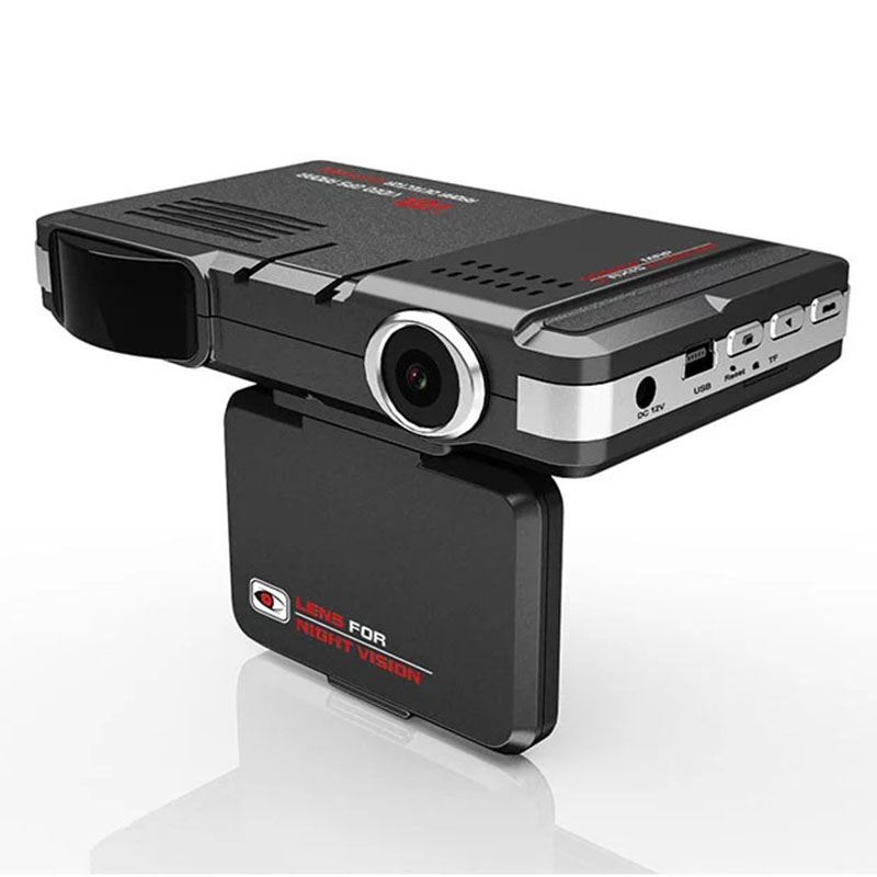 2017 new fixed speed tachometer mini car detector high definition night vision dash cam folding. Black Bedroom Furniture Sets. Home Design Ideas