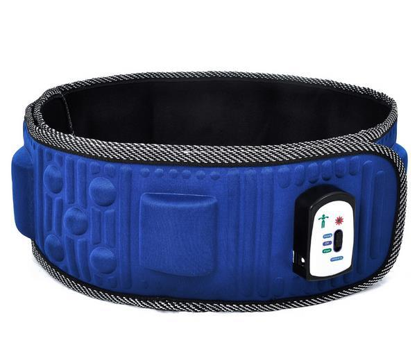 Function of body massager weight-reducing heating, vibration and arm muscle massage, neck and body massage belt