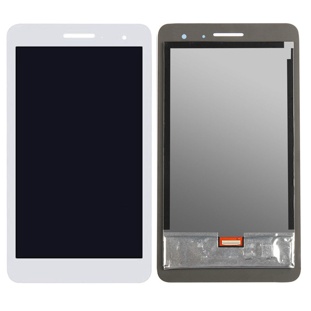 For Huawei MediaPad T1 7.0 T1-701U LCD Touch Screen Digitizer Assembly Black Or White Self Factory Produce Not Original