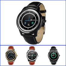 Bluetooth Smart Watch DM365 Full HD IPS Screen MTK2502A ARM7 Upgrate of DM360 Pedometer Smartwatch for