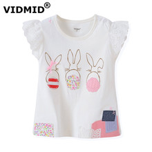 T-shirt for girls VIDMID New Quality
