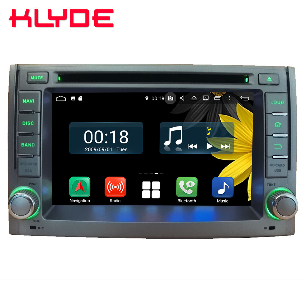 Octa Core 4G Android 8 1 4GB RAM 64GB ROM BT Car DVD Player Radio GPS