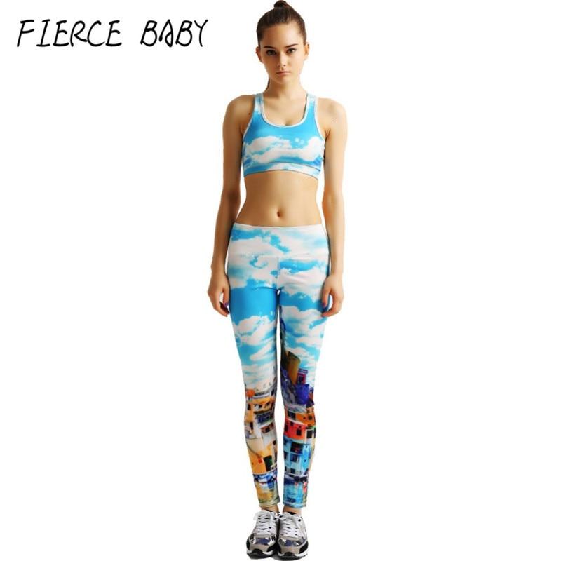 Blue Color font b Women s b font font b Yoga b font Clothing font b