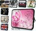 Nueva Moda Suave Neopreno 13 13.3 14 15 15.6 17 17.4 10.1 11.6 12 Pulgadas Universal para Laptop Sleeve Case Bag Cubierta Del Ordenador bolsa