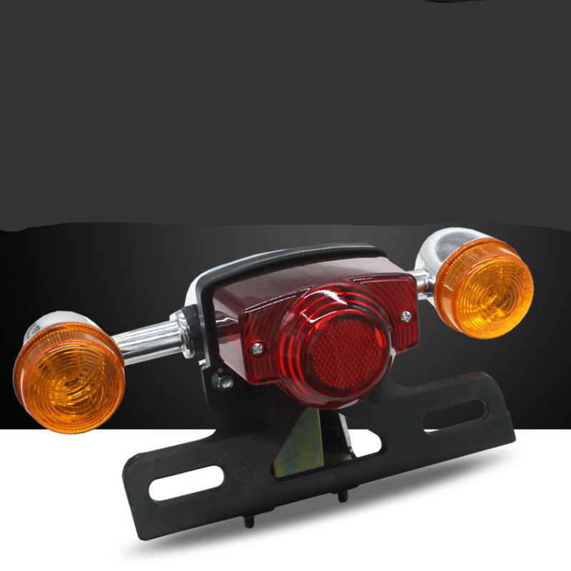 Electric Motorcycle And Motorcycle New Front And Back Steering Lamp Rear Taillight
