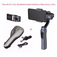 Zhiyun Smooth Q 3 Axis Handheld Gimbal Stabilizer For Smartphone And Gopro Hero 5 4 3