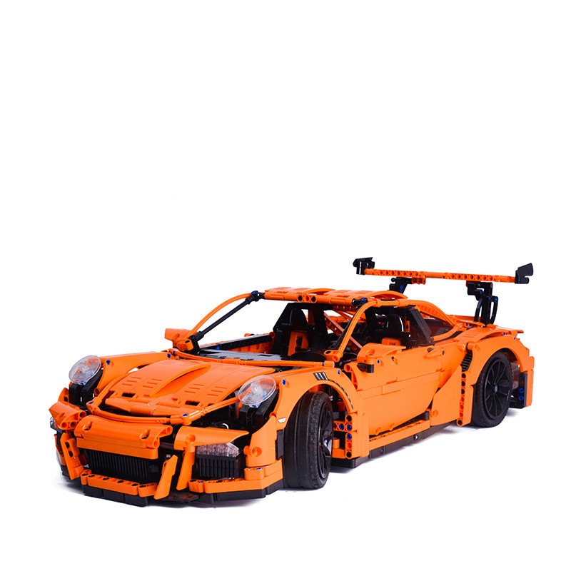 Diy Legoing technic series Model Kits Building Blocks Bricks Race Car Compatible with 42056 Educational Toys for Children Gifts china brand 3364 educational toys for children diy building blocks 42039 technic 24 hours race car compatible with lego