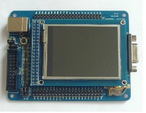 Бесплатная доставка! ARM Cortex-M3 STM32F103VET6 STM32 Совет по развитию с 2.4tft touch ЖК-дисплей Экран