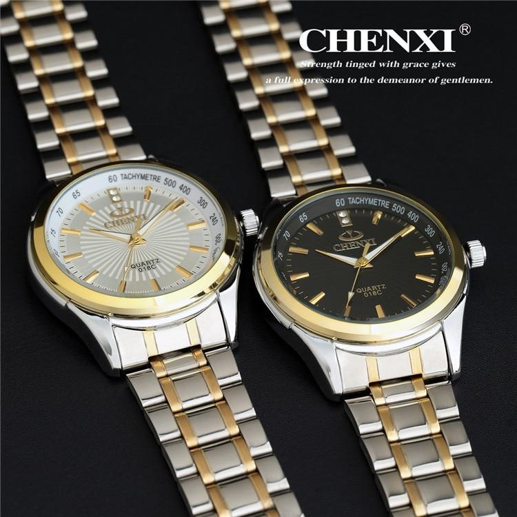 Πολυτελή Κορυφαία Μάρκα CHENXI Ανδρική - Ανδρικά ρολόγια - Φωτογραφία 5