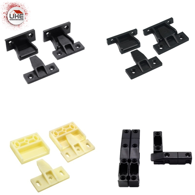 For Roman Column, Wall Cladding, Partition Wall, Cabinet Panels, Fast Installation Clips Push-On Clips Keku Suspension Fittings