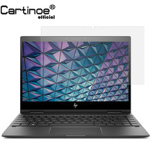 Cartinoe 13,3 дюймов Защитная плёнка для экрана ноутбука для Hp Envy X360 13 13-agxxxx серия Антибликовая матовая защитная пленка для ЖК-экрана(2 шт