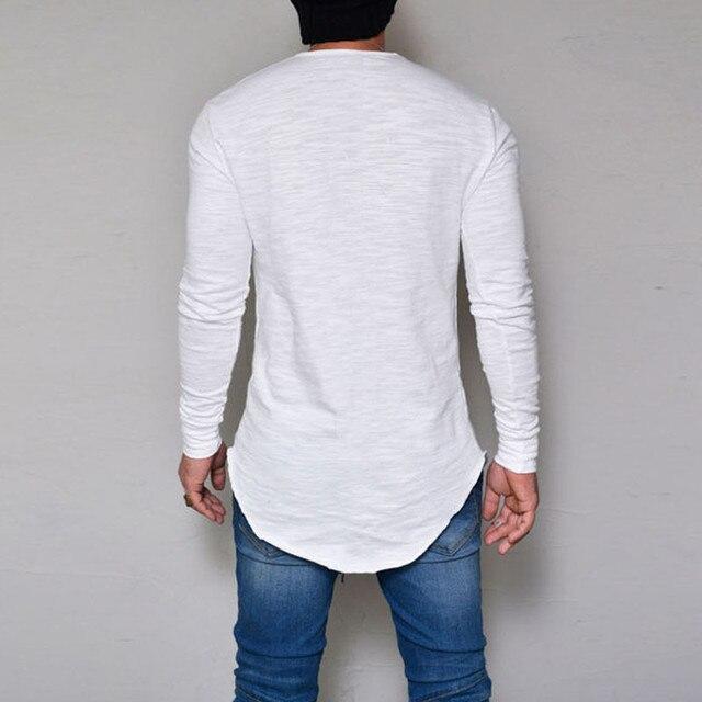 Slim Fit Trend Long Sleeve 4